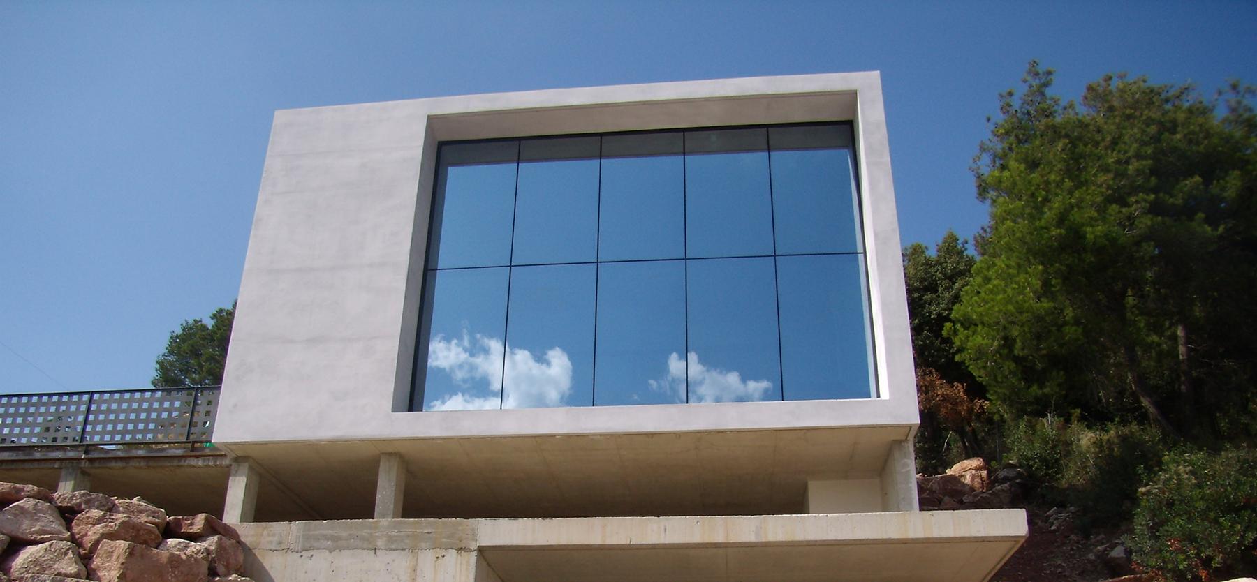 Bienvenidos a Alucondal: Carpintería de aluminio
